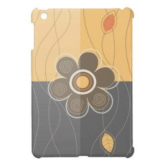Décor floral étuis iPad mini