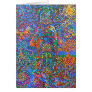 Deep Consonance - 2013 Grußkarte