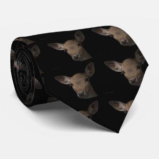 Deer Krawatte Hirsch