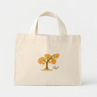 Deesignstyle Fall-Taschen-Tasche Mini Stoffbeutel