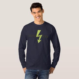 Deesignstyle Rohr-Allee-T-Stück T-Shirt