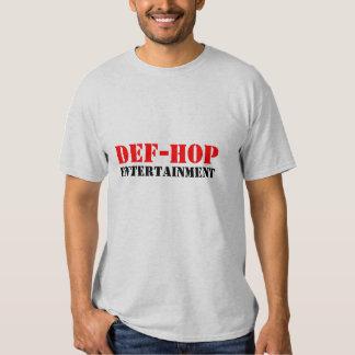 DEF-HOP, DIVERTISSEMENT T SHIRT