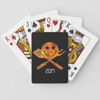Defcon giftige GRILLEN 2017 Spielkarten