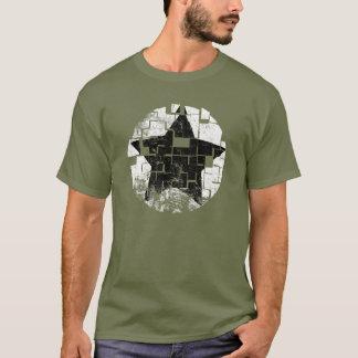Defekter Stern T-Shirt