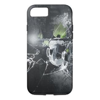 Defektes Glas iPhone 8/7 Hülle