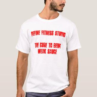 Definieren Sie Fitness StudioThe Heilung zum Sein T-Shirt