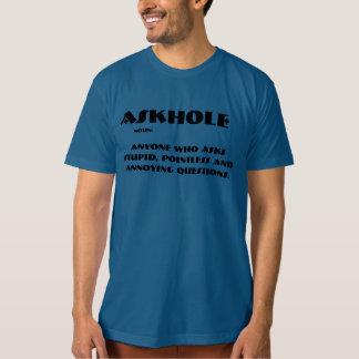 Definition - Askhole T-Shirt