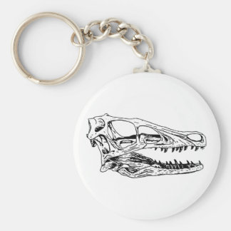 Deinonychus Schlüsselanhänger