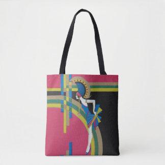 Deko, der Taschen-Tasche tanzt Tasche