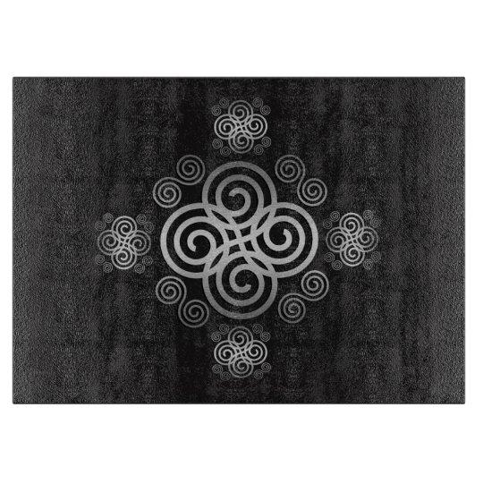 Dekorativer keltischer Entwurf