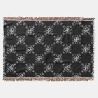 Dekorativer keltischer Entwurf Decke