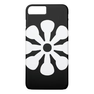 Dekoratives Quadrat iPhone 8 Plus/7 Plus Hülle