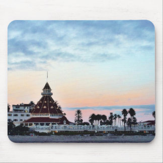 Del Coronado Sonnenuntergang Mauspad