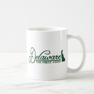 Delaware (Staat von meinen) Kaffeetasse