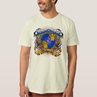 Delgado Familienwappen T-Shirt