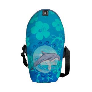 Delphin Maori- Sun Kurier Tasche