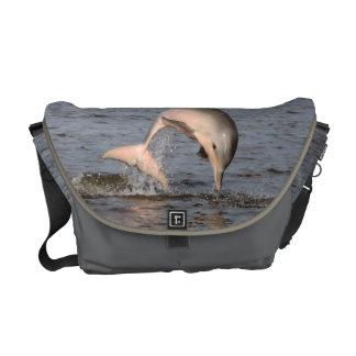 Delphin-Rickshaw-Bote-Tasche Kuriertaschen
