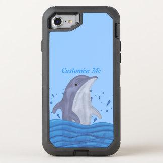 Delphin-Spritzen OtterBox Defender iPhone 7 Hülle