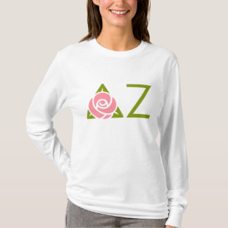 Deltazeta-Rosen-Ikone T-Shirt
