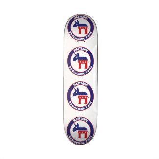 Demokratisches Party Marylands Personalisierte Skatedecks