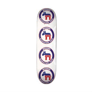 Demokratisches Party Missouris Individuelle Decks