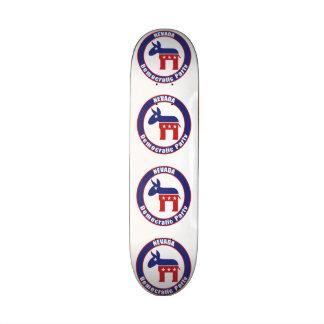 Demokratisches Party Nevadas Personalisiertes Skatedeck