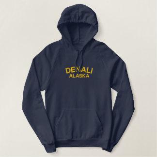 Denali Alaska gesticktes Shirt