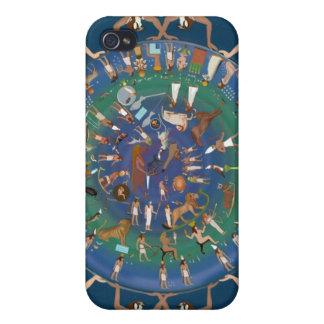Dendera Tierkreis-Tempel von Hathor iPhone 4 Hülle