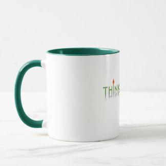 Denken Sie Atheisten Tasse