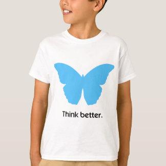 Denken Sie besser mit MorphOS T-Shirt