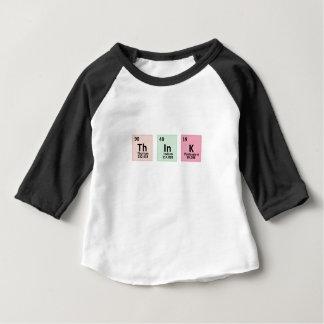 Denken Sie - Chemie Baby T-shirt