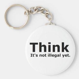 Denken Sie, dass es nicht illegaler noch politisch Schlüsselband