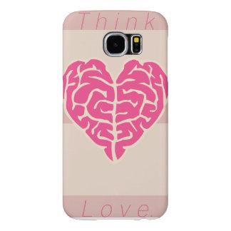 Denken Sie Liebe