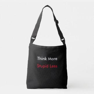 Denken Sie mehr über Körper-Tasche Tragetaschen Mit Langen Trägern