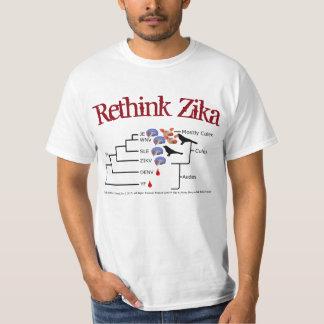 Denken Sie Zika Shirt durch RoseWrites über