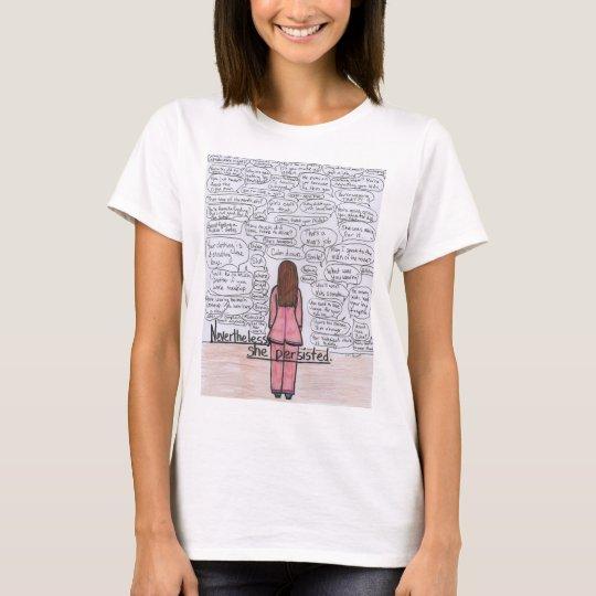 Dennoch bestand sie fort T-Shirt