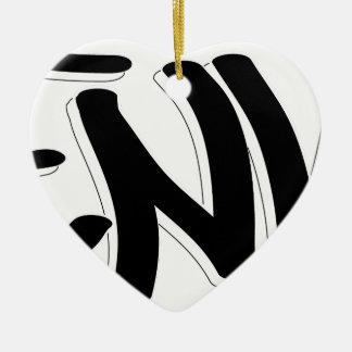 Denver Keramik Ornament