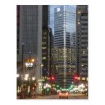 Denver, le Colorado - une ville de haut de mille Carte Postale