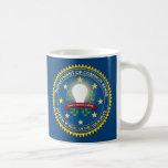 Département de bon sens mug blanc