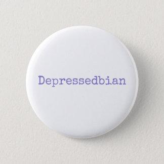depressedbian runder button 5,1 cm