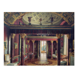 Der Achat-Raum im Catherine-Palast Postkarte