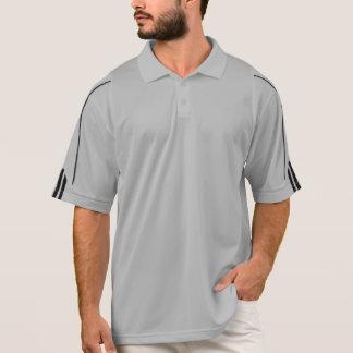 Der Adidas der Männer Hälftereißverschluß Shirt