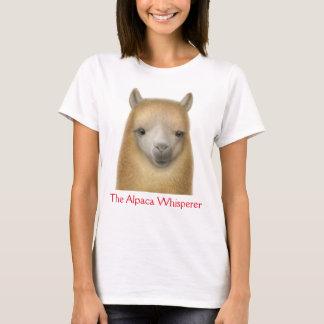 Der Alpakawhisperer-Damen-T - Shirt