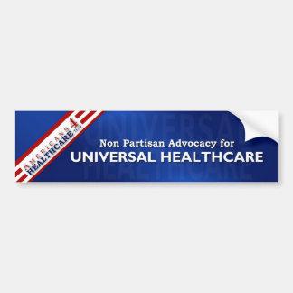 Der Amerikaner-4 des Gesundheitswesens Autoaufkleber