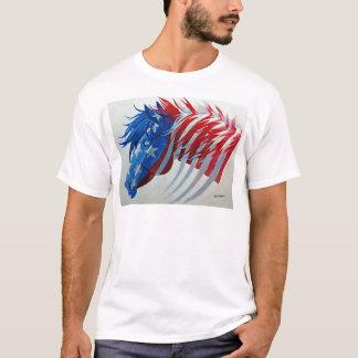 Der amerikanische Geist T-Shirt