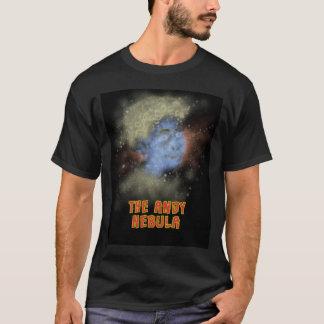 Der andy-Nebelfleck T-Shirt