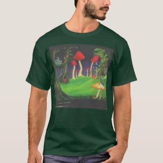 Der angepasste T - Shirt der Alice im