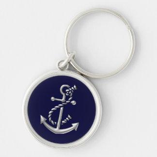 Der Anker-Marine-Themenorientiertes Schlüsselanhänger