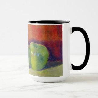 Der Apfelkuchen-Rezept-Tasse des Oma-Smiths Tasse