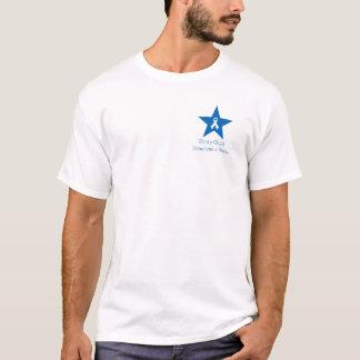 Der Apraxia-Bewusstseins-Shirt der Männer T-Shirt